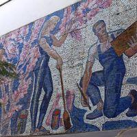 Выставочный зал. Мозаика 4 / Exhibition Hall. Mosaic 4, Ливадия