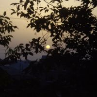 sunset of yellow star, Мисхор