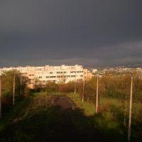 after rain, Мисхор