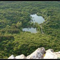 Озёра возле г. Биюк-Исар., Оползневое