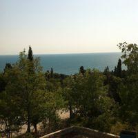 Rixos Yalta, Оползневое