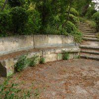 Скамья в старом парке, Парковое