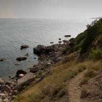 Дикий пляж, Кастрополь, Парковое