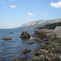 берег, Парковое