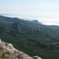 Биюк Исар и гора Кошка 05.2013, Парковое