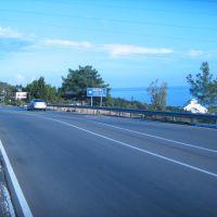 Южнобережное шоссе, Понизовка