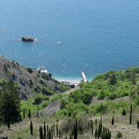 Море (05.2009), Санаторное