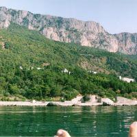 Panorama Południowego wybrzeżu Krymu 5, Санаторное