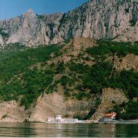 Panorama Południowego wybrzeżu Krymu  7, Санаторное