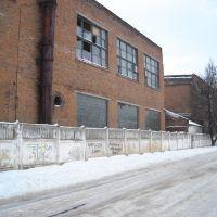 Здание бывшей мебельной фабрки, Бар