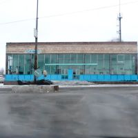 Bus station Бершадь, Бершадь