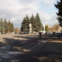 Площа, Бершадь