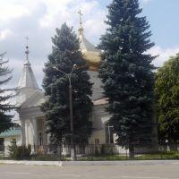 м.Бершадь, Свято-Вознесенський храм, Бершадь