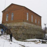 Здание мини-ГЭС (нижний бъеф), Браилов
