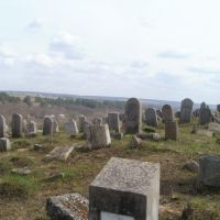 ~Старые Еврейские надгробия ~, Брацлав