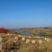 Брацлав - старе єврейське кладовище, еврейское кладбище, Bratslav - old  jewish cemetery, Брацлав
