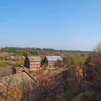 Брацлав - млин, Bratslav - Solitermans mill, 1888, Брацлав