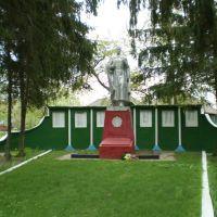 памятник загиблим воїнам, Вендичаны
