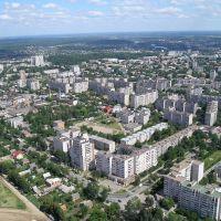 Свердловский масив, Винница