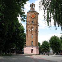 ВОДОНАПОРНА ВЕЖА,сквер ім. КОЗИЦЬКОГО, ВІННИЦЯ  2009 (VINNYTSIA,UKRAINE), Винница