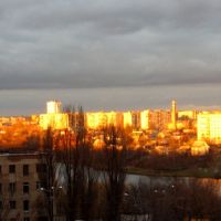 Before the end...of a day:), Винница