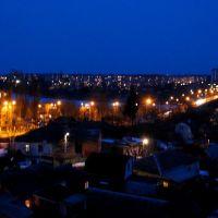 Evening lights, Винница