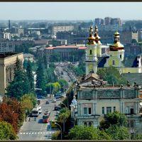 Центральний міст / Central bridge 04.08.2010 11:44:34 Вінниця / Vinnytsya, Винница