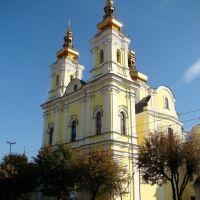 Вінниця  - Спасо-Преображенський кафедральний собор, Винница