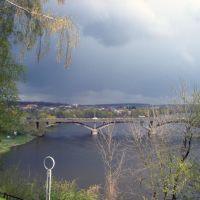 Vinnitsa. Before a thunder-storm., Винница