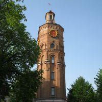 Колишня водонапірна вежа у центрі Вінниці зараз є справжнім символом міста, Винница