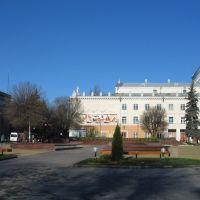Театральная площадь, Винница