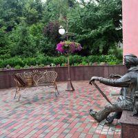 Пам'ятник невідомому художнику, Винница