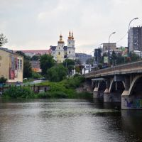 Vinnitsa, Soborna str., Винница
