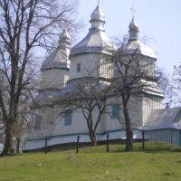 церковь  18  века  в п.г.т.Вороновица., Вороновица