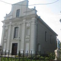 Костел архангела Михаїла, 1793 р., Вороновица