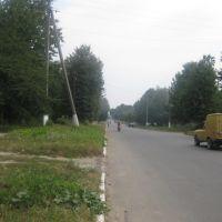Вулиця, Вороновица
