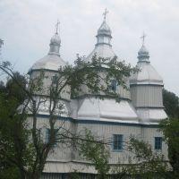 Михайлівська церква, 1752 р., Вороновица