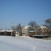 ~станция Гайсин~, Гайсин