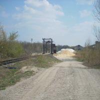 Вид на завод, Гнивань