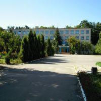 ПТУ12 головний корпус, Гнивань