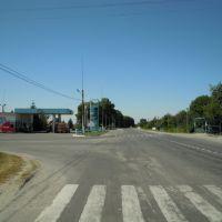 Ворошиловський поворот, Гнивань