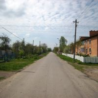 Червоноармійська вулиця, Гнивань