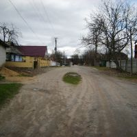 вулицями міста, Гнивань