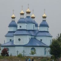 ~Михайловская церковь ~, Дашев