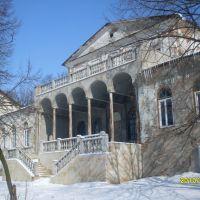 Усадьба Потоцких, Дашев