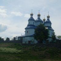 ~Старая козацкая церковь~, Дашев