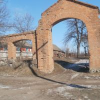 ~Ворота на старое Польское кладбище ~, Дашев