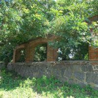 ~Забор старого Польского кладбища~, Дашев