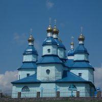~Михайловская церковь~, Дашев