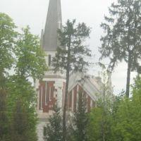 Церковь в Жмеринке, Жмеринка
